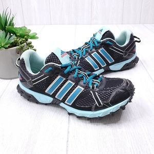 Adidas Thrasher 2 Black/Blue Ladies Trail Runners